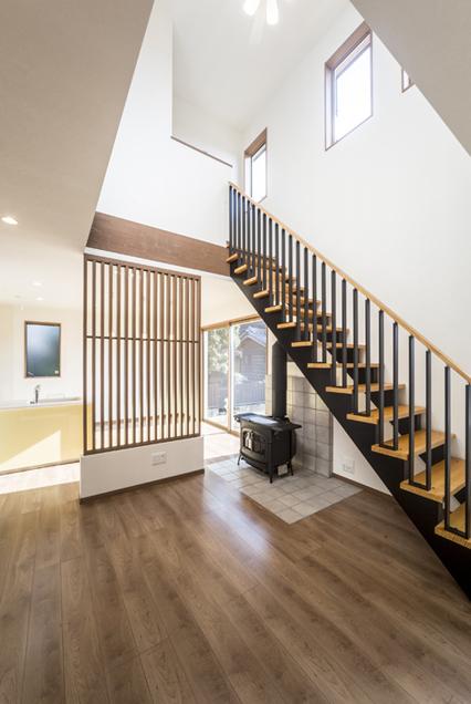 木造在来工法住宅イメージ